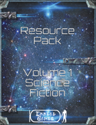 Resource Pack Volume 1 - Sci-Fi