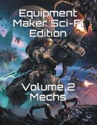 Equipment Maker SciFi Edition Volume 2 - Mechs