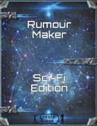 Rumour Maker - Sci-Fi Edition