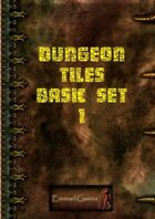 Dungeon Tiles - Basic Set #1