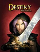 Destiny Beginner - Fantasy RPG (Print@home Edition)