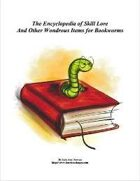 The Encyclopedia of Skill Lore