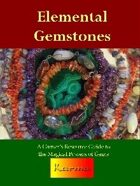 Elemental Gemstones