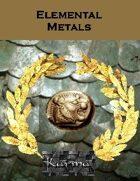 Elemental Metals