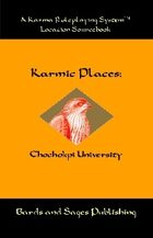 Karmic Places: Chochokpi University