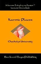 Karmic Places: Chochokpi University