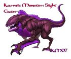 Karmic Monster: Sight-Eater