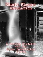 Karmic Places:  Revelation