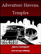 Adventure Havens:  Temples