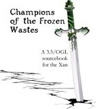 Champions of the Frozen Wastes