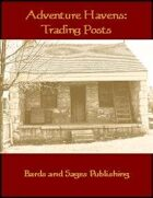 Adventure Havens: Trading Posts