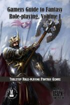 Gamers Guide to Fantasy Role-playing, Volume I