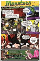 Monsters and the Monsters Who Make Them (16 of 16 in UNFASHIONED CREATURES, A Frankenstein Anthology)