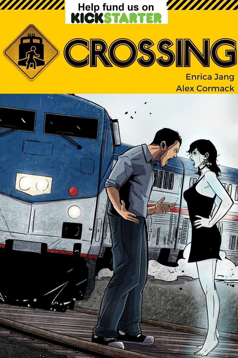 CROSSING #1 Preview