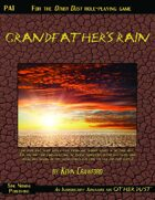 Grandfather's Rain