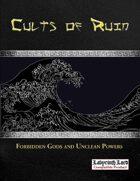 Black Streams: Cults of Ruin