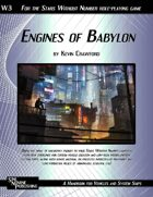 Engines of Babylon