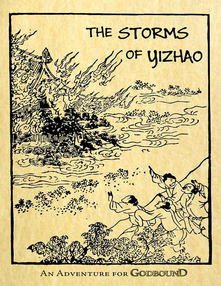 The Storms of Yizhao: An Adventure for Godbound