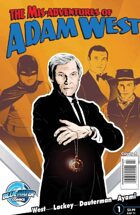 The Mis-Adventures of Adam West V1 #1