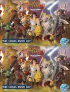 FCBD: Wrath of the Titans: Cyclops/Burt Ward Boy Wonder
