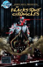 John Saul Presents The Blackstone Chronicles #4