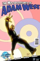 The Mis-Adventures of Adam West #2 (ongoing)