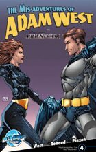 The Mis-Adventures of Adam West #4 (ongoing)