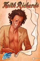 Orbit: Keith Richards