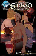 Ray Harryhausen Presents: Sinbad Rogue of Mars #0