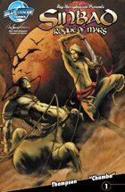 Ray Harryhausen Presents: Sinbad Rogue of Mars #1