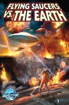 Ray Harryhausen Presents: Flying Saucers Vs. the Earth #1