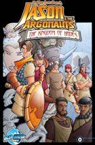 Ray Harryhausen Presents Jason & the Argonauts: Kingdom of Hades #0