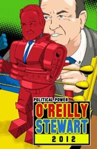 Political Power: Bill O'Reilly - Jon Stewart 2012