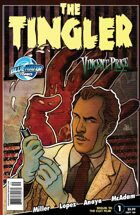 Vincent Price Presents The Tingler #1
