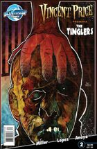 Vincent Price Presents The Tingler #2