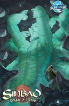 Ray Harryhausen Presents: Sinbad Rogue of Mars #4