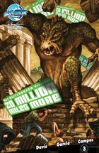 Ray Harryhausen Presents: 20 Million Miles More #3