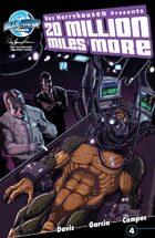 Ray Harryhausen Presents: 20 Million Miles More #4