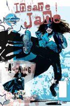 Insane Jane: Avenging Star #2