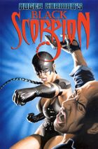 Roger Corman's Black Scorpion graphic novel