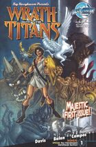 Ray Harryhausen Presents: Wrath of the Titans #1