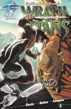 Ray Harryhausen Presents: Wrath of the Titans #2