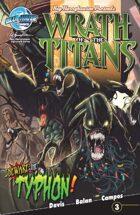 Ray Harryhausen Presents: Wrath of the Titans #3