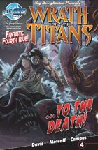 Ray Harryhausen Presents: Wrath of the Titans #4