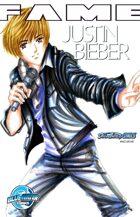FAME Justin Bieber comic