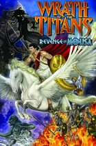 Wrath of the Titans: Revenge of Medusa Trade
