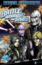 Roger Corman's Battle Amongst the Stars #4