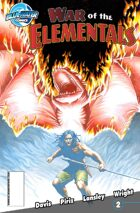 Ray Harryhausen Presents: War of the Elementals #2