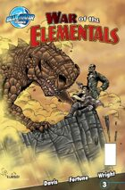 Ray Harryhausen Presents: War of the Elementals #3