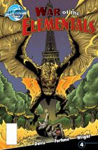 Ray Harryhausen Presents: War of the Elementals #4
